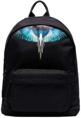 Marcelo Burlon County of Milan Wings print backpack