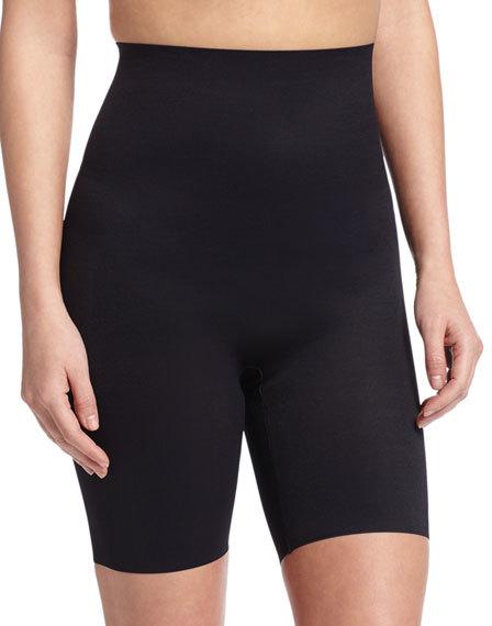 Simone PereleWacoal Zoned 4 High-Waist Shaping Shorts