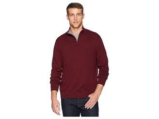 Nautica 12 Gauge 1/4 Zip Sweater