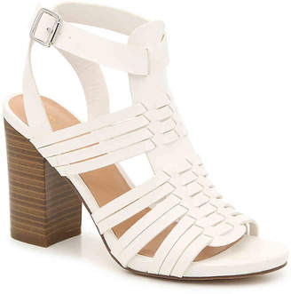 c77c5e83b8df Madden-Girl White Strap Women s Sandals - ShopStyle