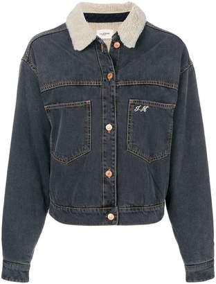 Etoile Isabel Marant lined denim jacket