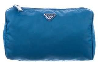 Prada Vela Cosmetic Bag