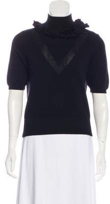 Barrie Cashmere Knit Top w/ Tags
