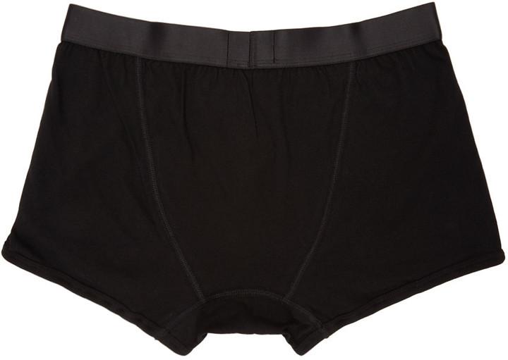 Comme des Garçons Shirt Black Boxer Briefs 2
