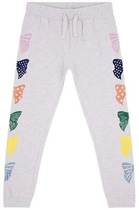 Stella McCartney Zoey Bows Print Sweatpants