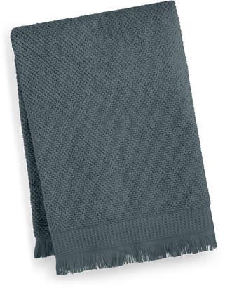 "French Connection Dorinda Cotton 30"" x 56"" Fringe Bath Towel"