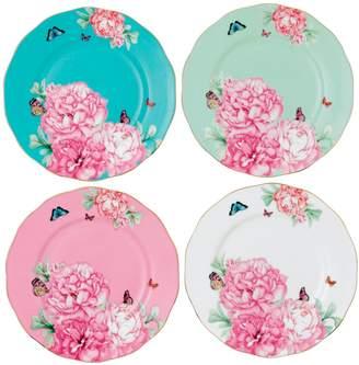 Royal Albert Miranda Kerr Set of 4 Accent Plates
