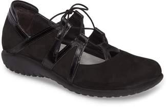 Naot Footwear Timu Ghillie Lace Flat