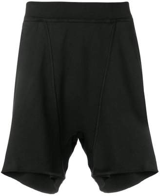 DSQUARED2 logo back shorts