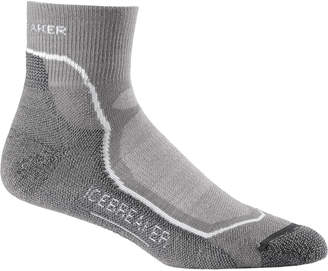 Icebreaker Hike+ Lite Anatomical Mini Crew Sock - Men's