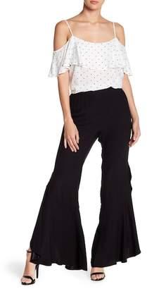 BB Dakota Split Ruffle Pants