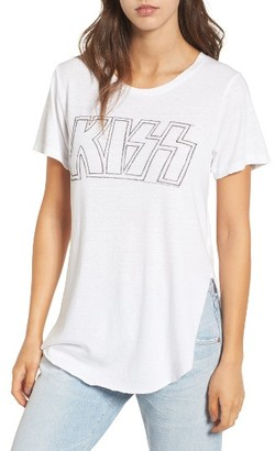 Women's Junk Food Kiss Tee $48 thestylecure.com