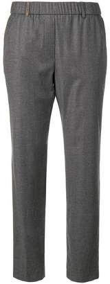 Peserico tapered trousers