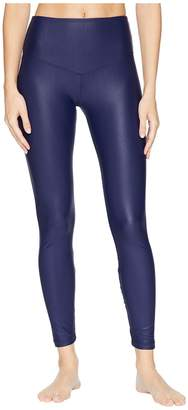 Lorna Jane Metallic Core Full Length Tights Women's Casual Pants