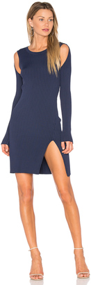 BCBGMAXAZRIA Braiden Sweater Dress $178 thestylecure.com