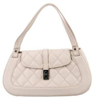 Chanel Quilted Caviar Mademoiselle Shoulder Bag