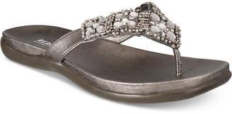 Kenneth Cole Reaction Women's Glamathon Flat Sandals Women's Shoes