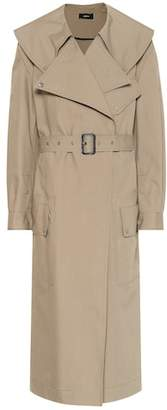 Joseph Damon oversized trench coat