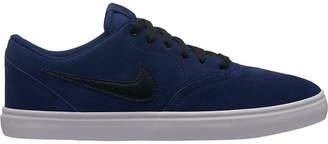 Nike Sb Check Solar Mens Skate Shoes Lace-up
