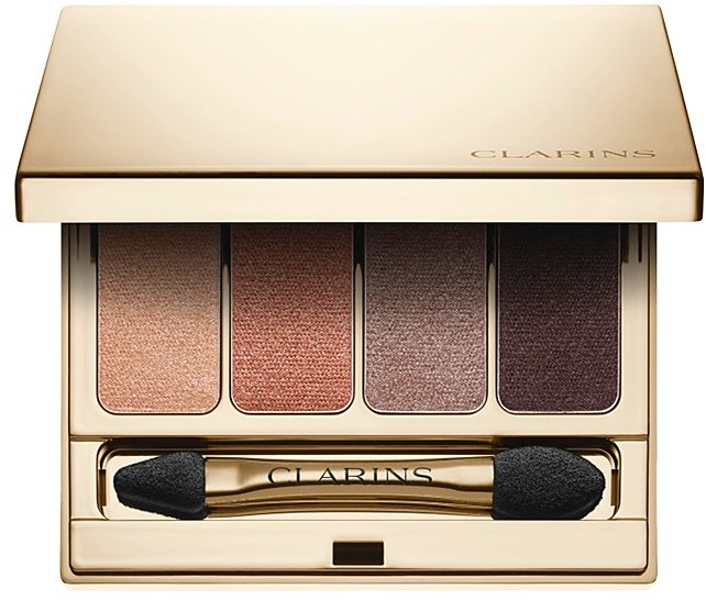 Clarins 4-Color Eyeshadow Palette