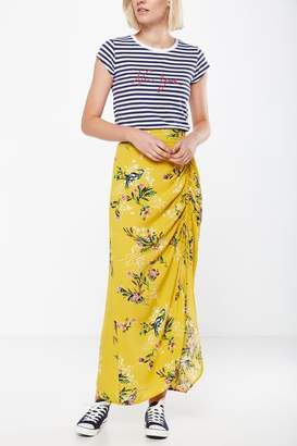 Cotton On Woven Elora Rouched Maxi Skirt