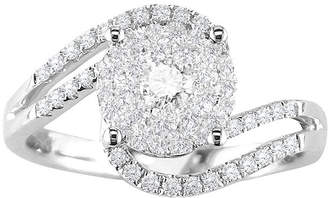 JCPenney MODERN BRIDE 5/8 CT. T.W. Diamond Ring