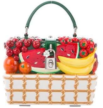 Dolce & Gabbana Fruit Basket Tote
