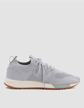 New Balance 247 Decon Sneaker in Grey Knit