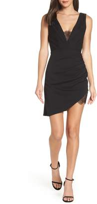 Katie May Asymmetrical Sheath Dress