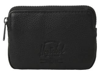 Herschel Oxford Pouch Leather RFID