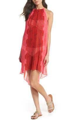Ted Baker Happiness Pleated Cover-Up