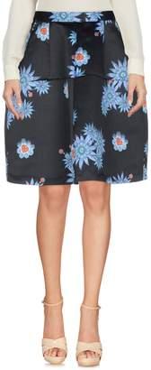 Garage Nouveau Knee length skirts