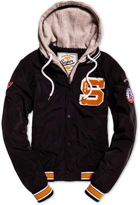 Superdry Men's Upstate Varsity Jacket