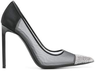 126e9b06a97e Tom Ford crystal embellished pumps