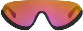 Mykita Grey Bernhard Willhelm Edition Blaze MD8 Sunglasses