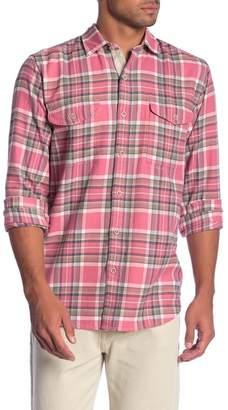 Tommy Bahama Bungalow Plaid Print Shirt