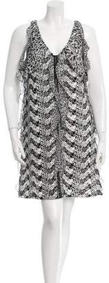 Giamba Sleeveless Lace Dress w/ Tags