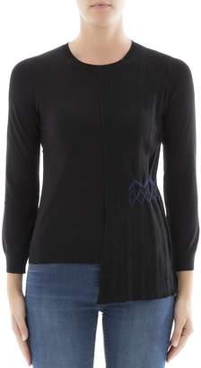 Loewe Black Wool Sweatshirt