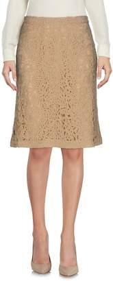 Agnona Knee length skirts - Item 35330183EE