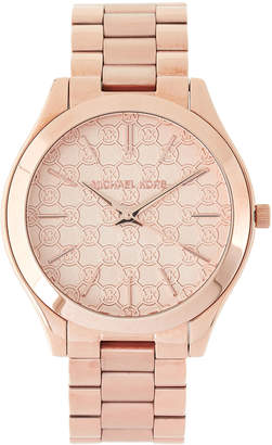Michael Kors MK3336 Rose Gold-Tone Watch