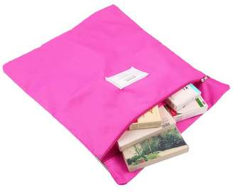 Laundry by Shelli Segal Pattenlange Waterproof Shoe Travel Pouch Portable Tote Zipper Bag Organizer