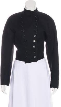Alaia Wool Evening Jacket