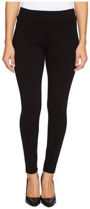 Liverpool Petite Reece Slimming Waist Panel Leggings in Super Stretch Ponte Knit Women's Casual Pants