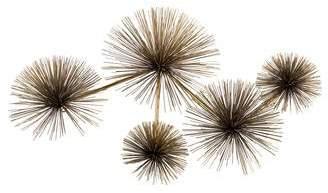 Jonathan Adler Curtis Jeré x Brass Urchin Wall Art