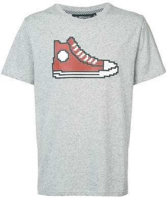 Mostly Heard Rarely Seen 8-Bit Red Chucks T-shirt