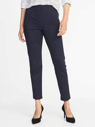 Old Navy High-Rise Pull-On Pixie Ankle Pants for Women