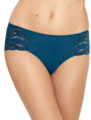 Wacoal Top Tier Lace Hipster
