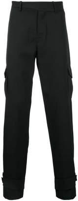 J.W.Anderson cuff strap trousers