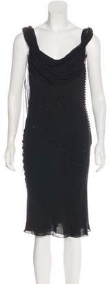 Christian Dior Beaded Slip Dress