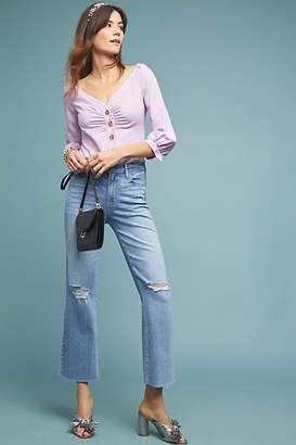 Paige Atley High-Rise Flare Jeans